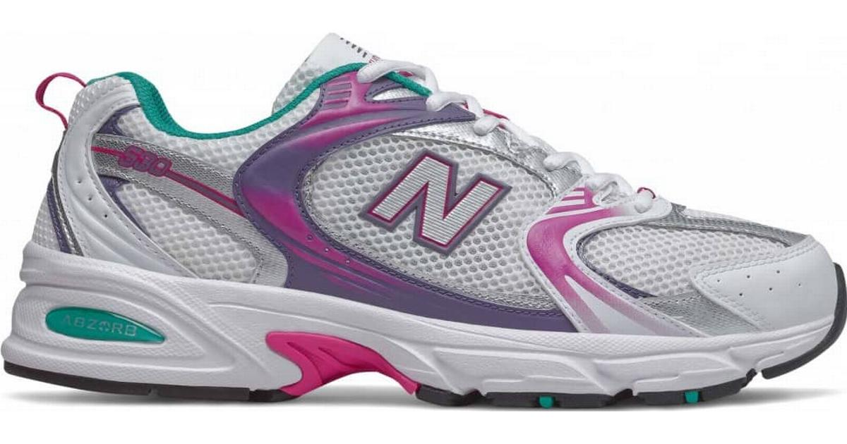 New Balance 530 - White/Purple/Pink