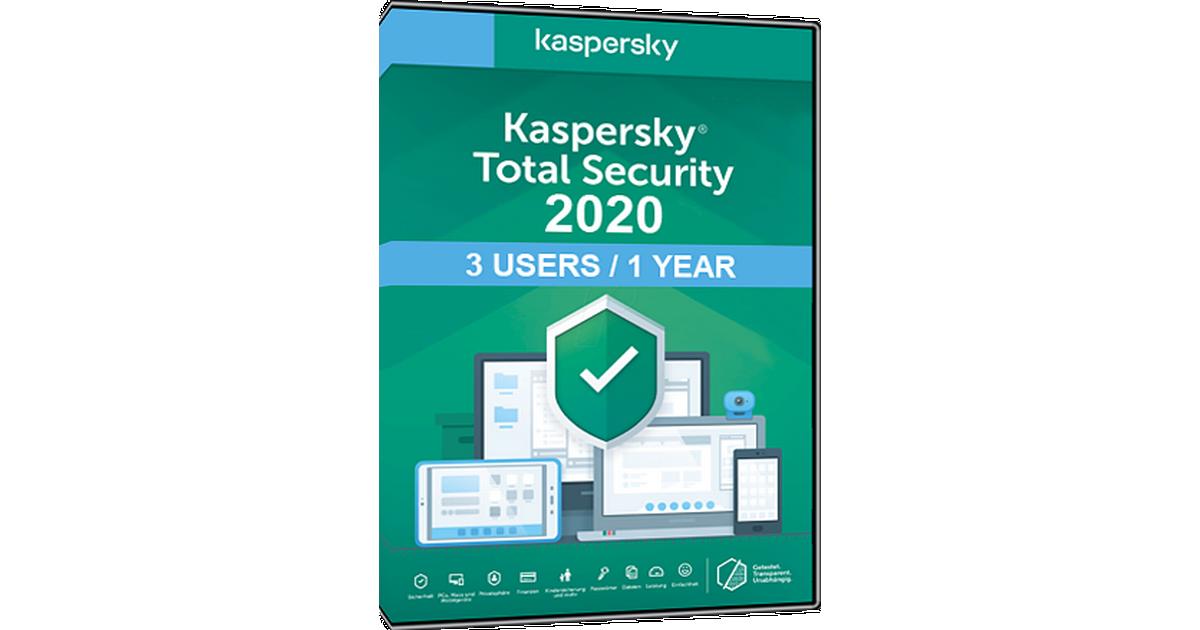 kaspersky total security 2020 best price