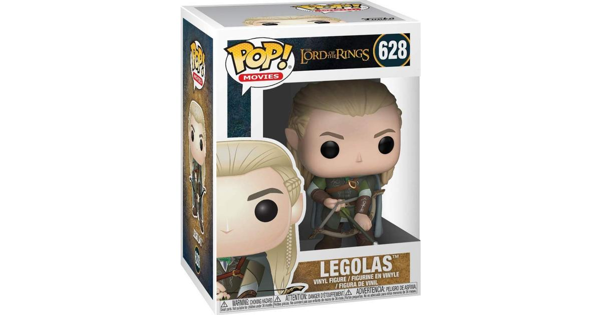 Funko Pop! Movies Lord of the Rings Legolas • Compare ...