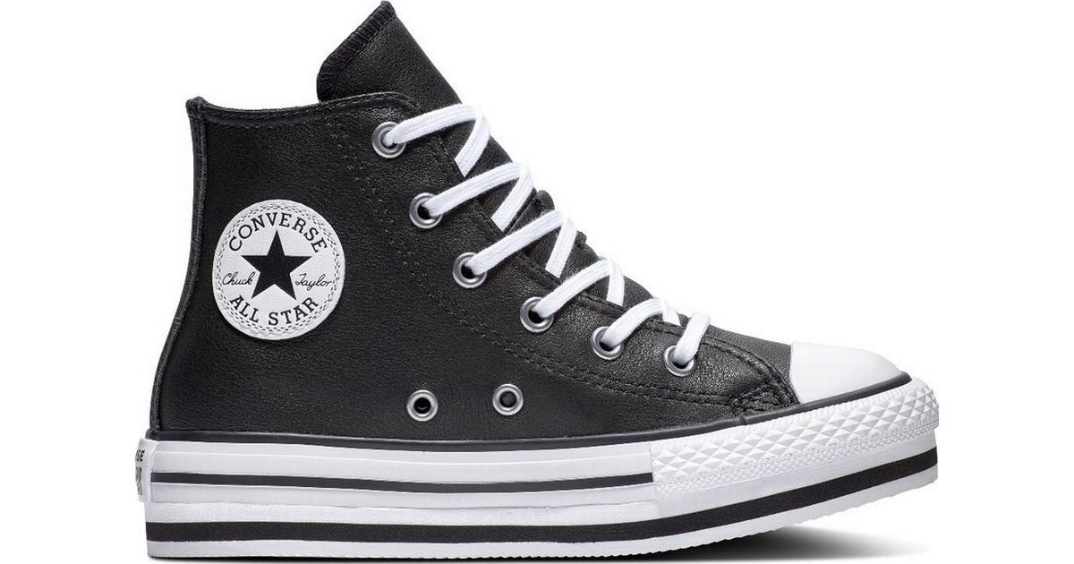 all star platform black