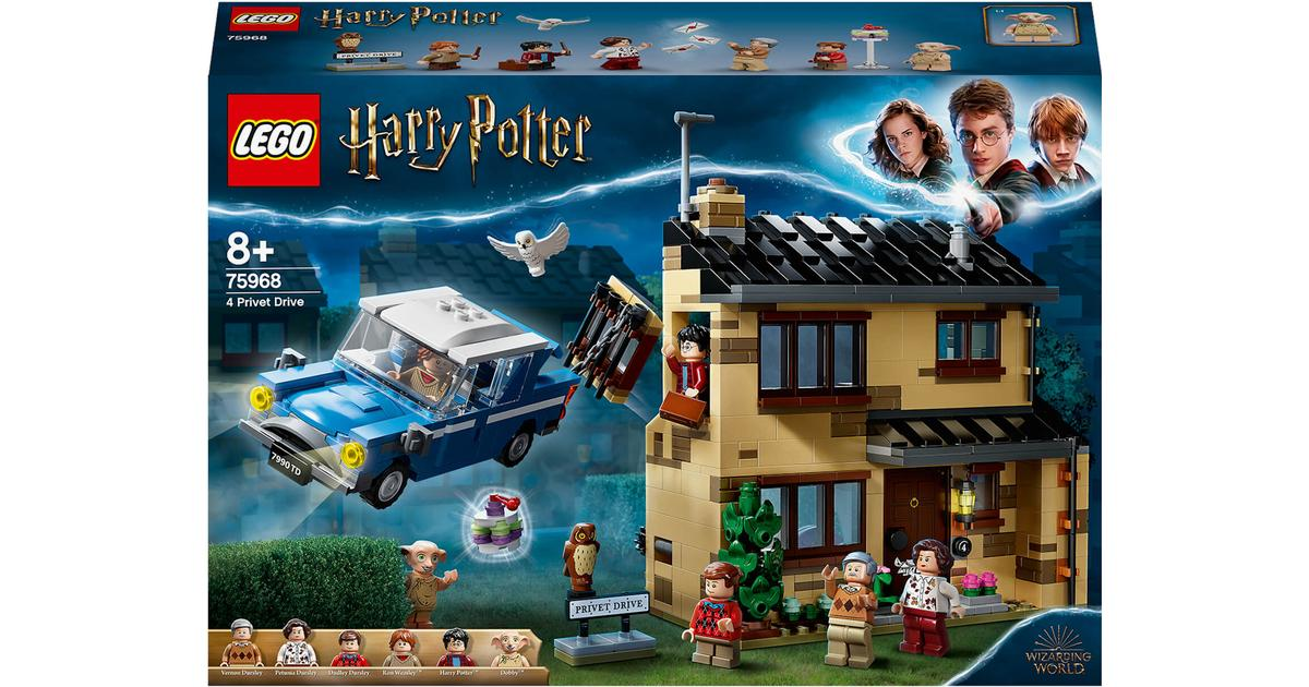 Lego Harry Potter 4 Privet Drive 75968 • Compare prices now
