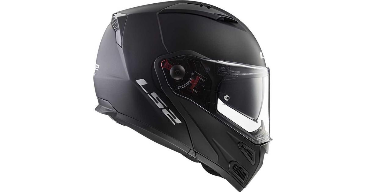 LS2 Motorcycle helmets FF324 METRO EVO SUB White NOIR P//J