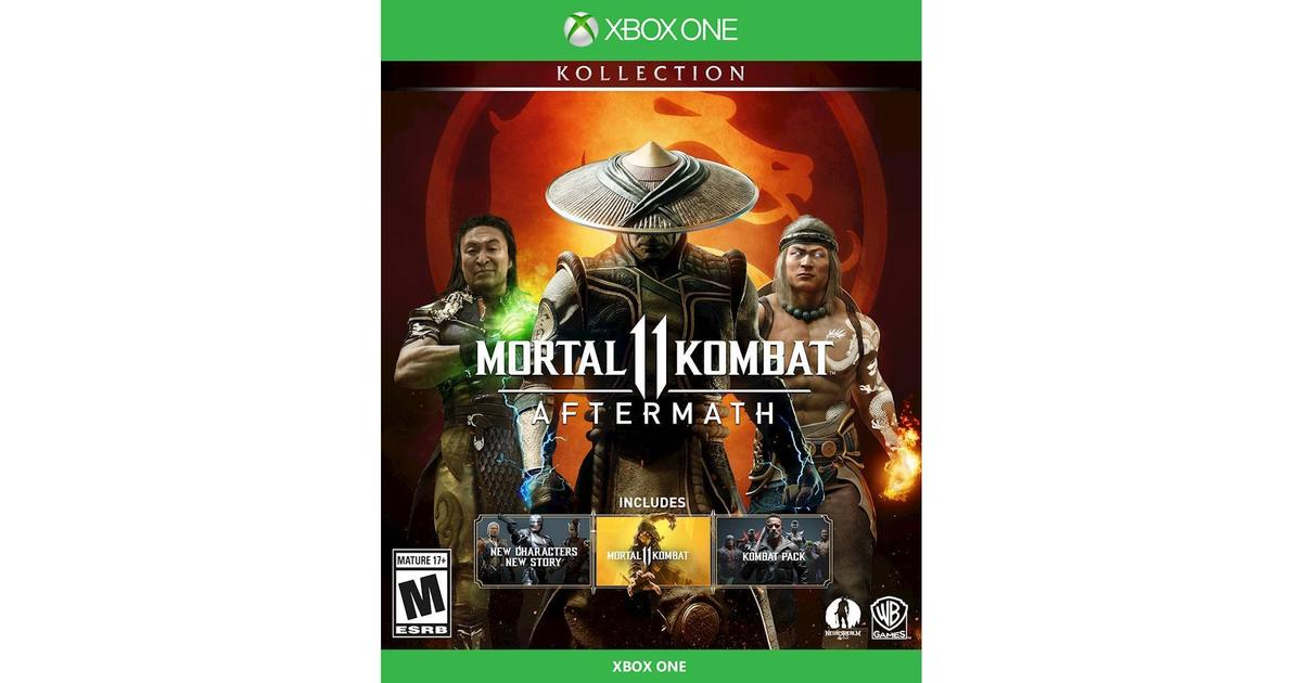 Mortal Kombat 11 Aftermath Kollection Xbox One Compare Prices Now