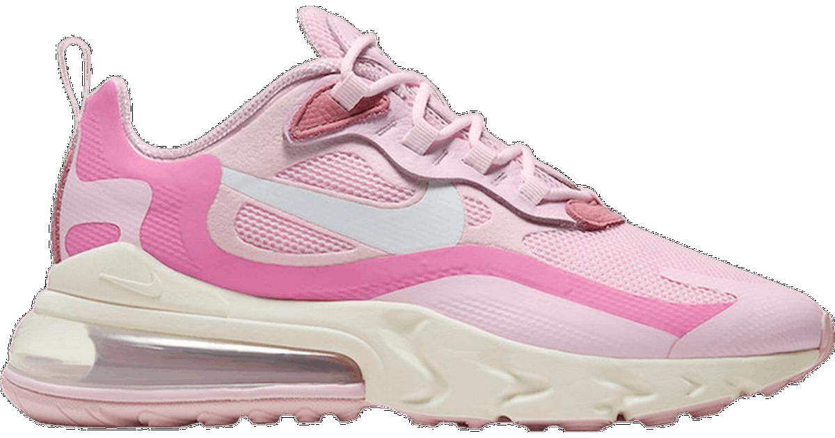 Nike Air Max 270 React W - Pink Foam