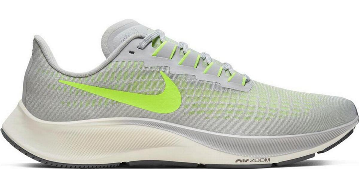 Comedia de enredo Significado caloría  Nike Air Zoom Pegasus 37 M - Grey Fog/Volt/Smoke Grey/Sail • Compare prices  »