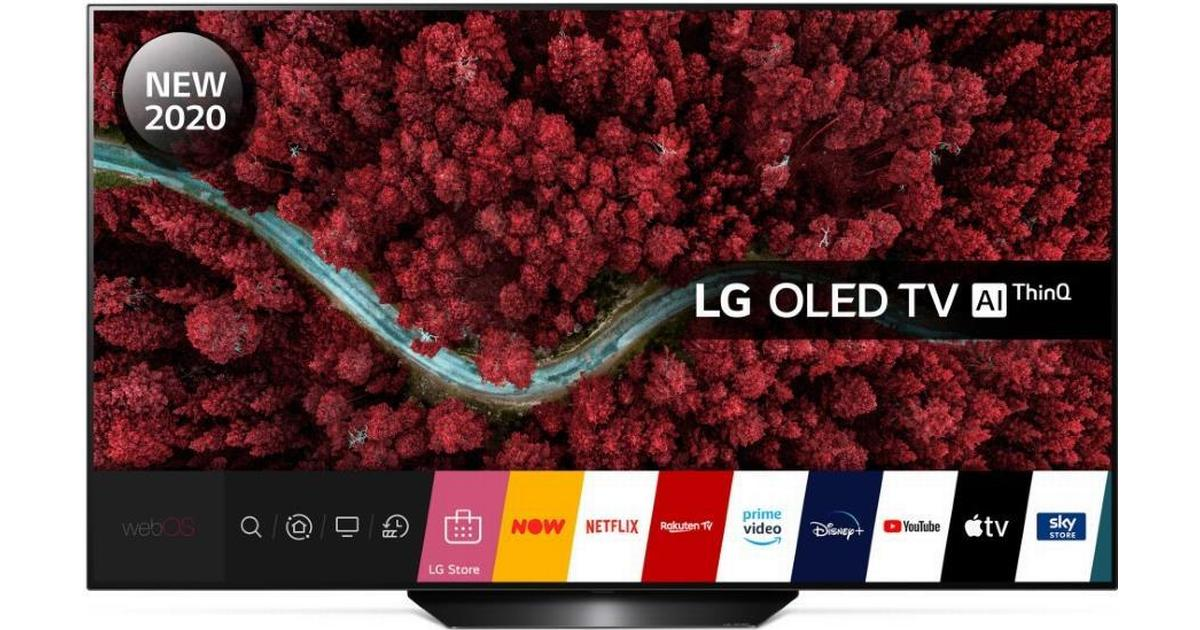 LG OLED55BX • Find the lowest price (55 stores) at PriceRunner »