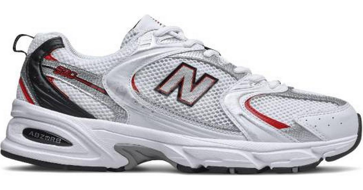 New Balance 530 W - White/Silver/Red