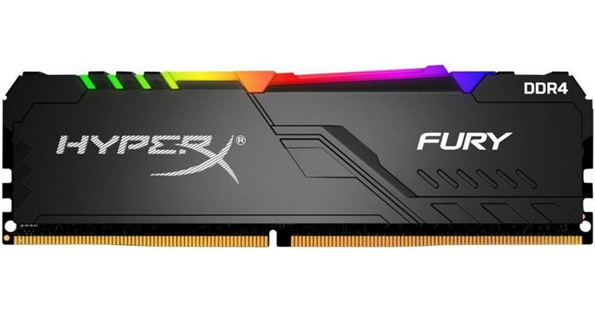 Kingston HyperX Fury RGB DDR4 3200MHz 32GB (HX432C16FB3A/32)