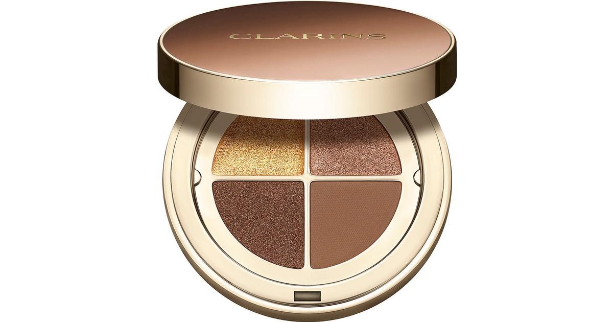 Clarins Ombre 4 Colour Eyeshadow Palette | Jarrold, Norwich