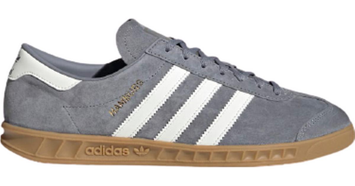 Adidas Hamburg - Grey/Off White/Gum