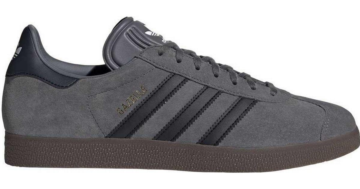 Adidas Gazelle - Grey Four/Core Black