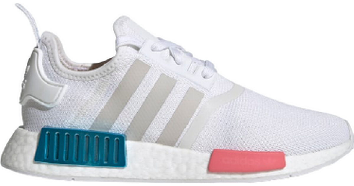 WMNS NMD_R1 'WHITE GREY BLUE ROSE'