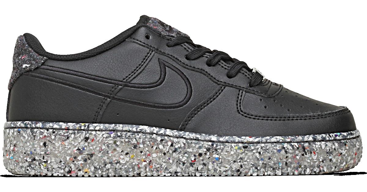 Nike Air Force 1 Impact GS - Black/Metallic Silver/Black