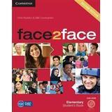 Elementary dvd Books Face2Face Elementary Student's Book with DVD-ROM (Övrigt format, 2012), Övrigt format