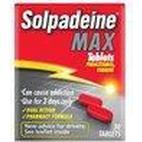 Solpadeine Max 500mg 30pcs