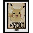 GB Eye Maxi Poster Pokemon Pikachu Needs You