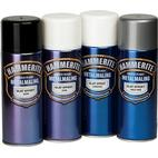 Hammerite Smooth Effect Metal Paint Black 0.4L