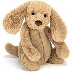 Jellycat Bashful Toffee Puppy 18cm