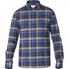 Fjällräven Singi Heavy Flannel Shirt - Navy