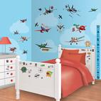 Walltastic Disney Planes Room Décor Kit 41493