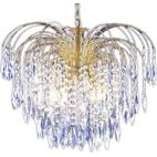 Searchlight Electric Waterfall 5L Pendent Lamp