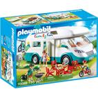 Playmobil Family Camper 70088