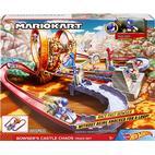Hot Wheels Mario Kart Bowsers Castle Chaos Track Set