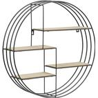 Living Home Darkenberg 45cm Wall Shelf