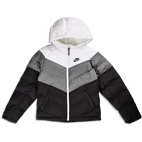 Nike Older Kid's Fill Jacket - White/Smoke Grey/Black/Black (CU9157-103)