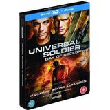Blu-ray 3D Universal Soldier Day Of Reckoning Steelbook (Blu-ray 3D + Blu-ray) [2012]