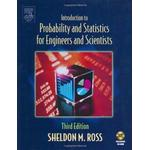 Science & Nature Books Introduction to Probability and Statistics for Engineers and Scientists