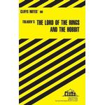 "The hobbit and the lord of the rings Books Notes on Tolkien's ""Lord of the Rings"" and ""The Hobbit"" (Cliffs notes)"