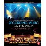 Music recording Books Recording Music on Location (Häftad, 2014), Häftad