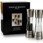 Cole mason precision salt pepper Kitchen Accessories Cole & Mason Derwent Spice mills 2 pcs 19 cm