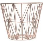Storage Ferm Living Wire 40cm Basket Basket