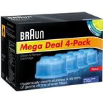 Shaver Cleaner price comparison Braun Clean & Renew CCR4 4-pack