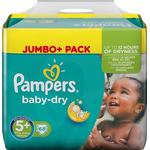 Pampers Baby Dry Size 5 Plus