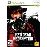 Xbox 360 Games Red Dead Redemption