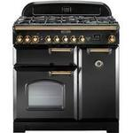 Dual Fuel Cooker - 90 cm Dual Fuel Cooker price comparison Rangemaster Classic 90 Dual Fuel