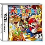 Nintendo DS Games Mario Party DS