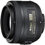 Camera Lenses Nikon AF-S DX NIKKOR 35mm F/1.8G