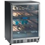 Wine Storage Cabinet Candy CCVB120 Black