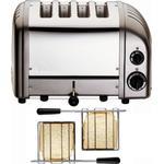 4 pcs Toasters Dualit Combi 2x2