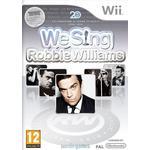 Nintendo wii sing Nintendo Wii Games We Sing Robbie Williams