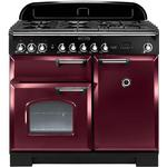 Dual Fuel Cooker - 100 cm Dual Fuel Cooker price comparison Rangemaster Classic Deluxe 100 Dual Fuel