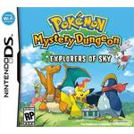 Nintendo DS Games Pokémon Mystery Dungeon: Explorers of Sky