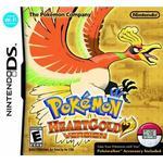 Nintendo DS Games Pokémon HeartGold Version