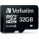Verbatim MicroSDHC Class 10 32GB