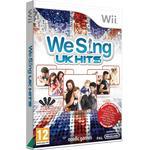 Nintendo wii sing Nintendo Wii Games We Sing: UK Hits