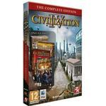 Mac Games Sid Meier's Civilization 4: The Complete Edition
